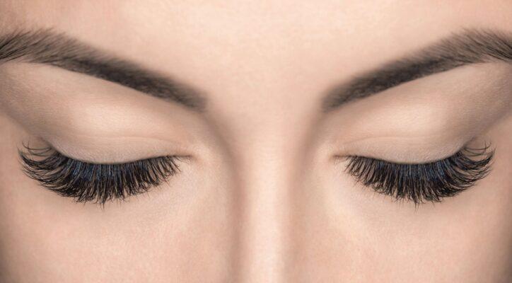 3 tips til at vælge de rigtige vipper til lash extensions