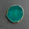 Natural Agate Glue Stone