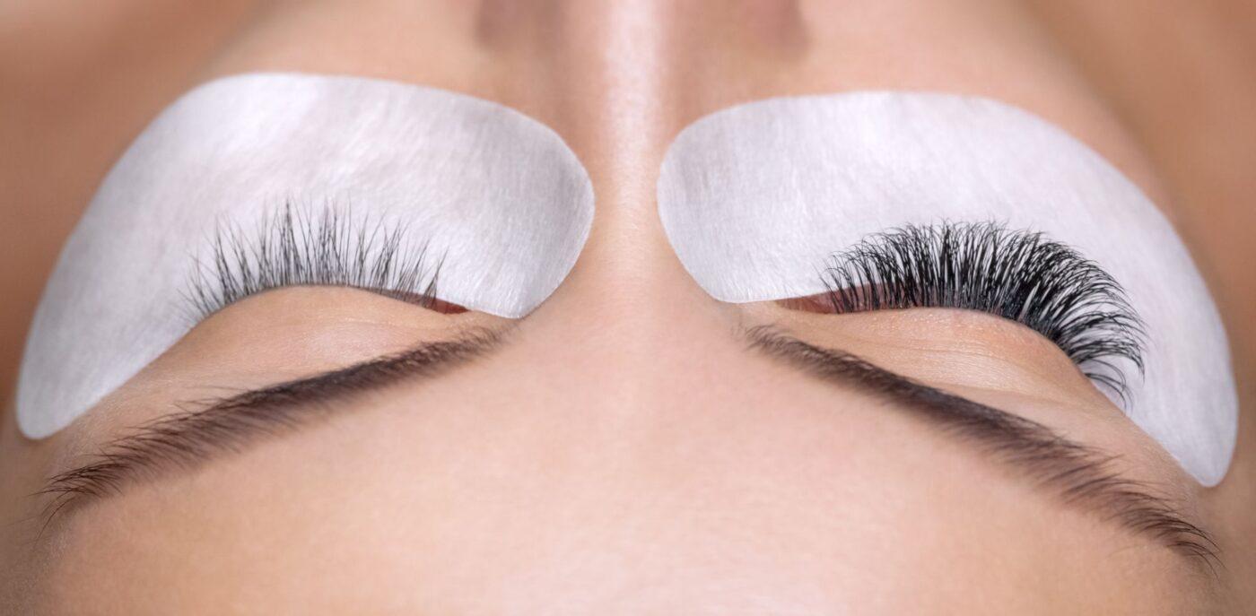 allergi ved eyelash extensions